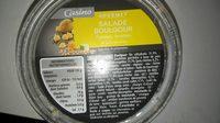 Salade boulgour falafels, lentilles et pois chiches - Product - fr