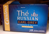 Thé Russian Earl Grey - Product