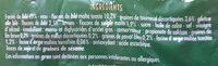 Pain de mie moelleux Céréales et Graines - 14 tranches - Ingrediënten - fr