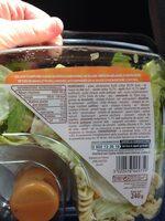 Salade de pâte oeuf, mimolette hollandaise - Ingrédients