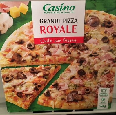 Grande pizza Royale - Product
