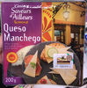 Saveurs d'Ailleurs Queso Manchego - Product