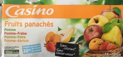 Fruits panachés allégés en sucre - Product