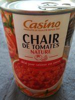 Chair de tomates nature - Producto