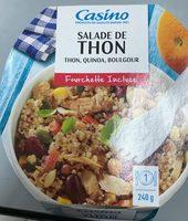 Salade de Thon (Thon, Quinoa, Boulgour) - Product
