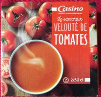 Velouté de tomates - Produit - fr
