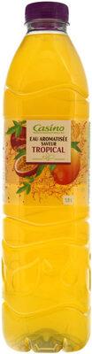 Eau aromatisée saveur tropical - Produit - fr
