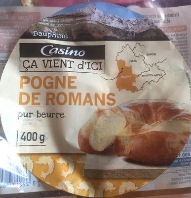 Pogne de Romans - pur beurre - Product