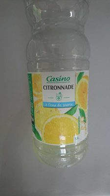Citronnade - à l'eau de source - Product