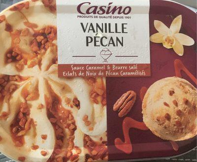 Vanillé Pécan sauce caramel au beurre salé & éclats de noix de pécan caramélisés - Product