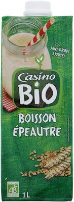 Boisson Epeautre BIO - Produit - fr