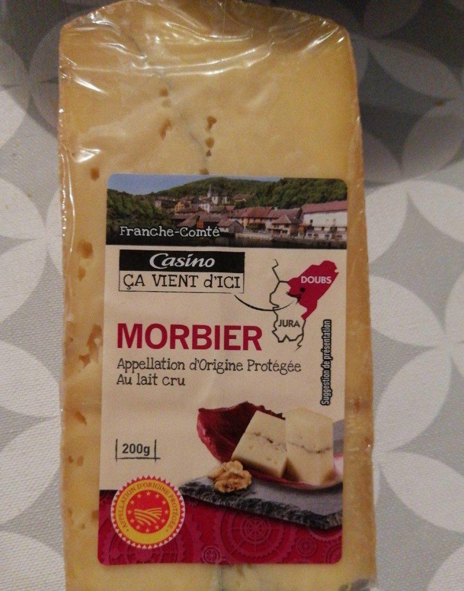 Morbier - Appellation d'Origine Protégée - au lait cru - Product - fr