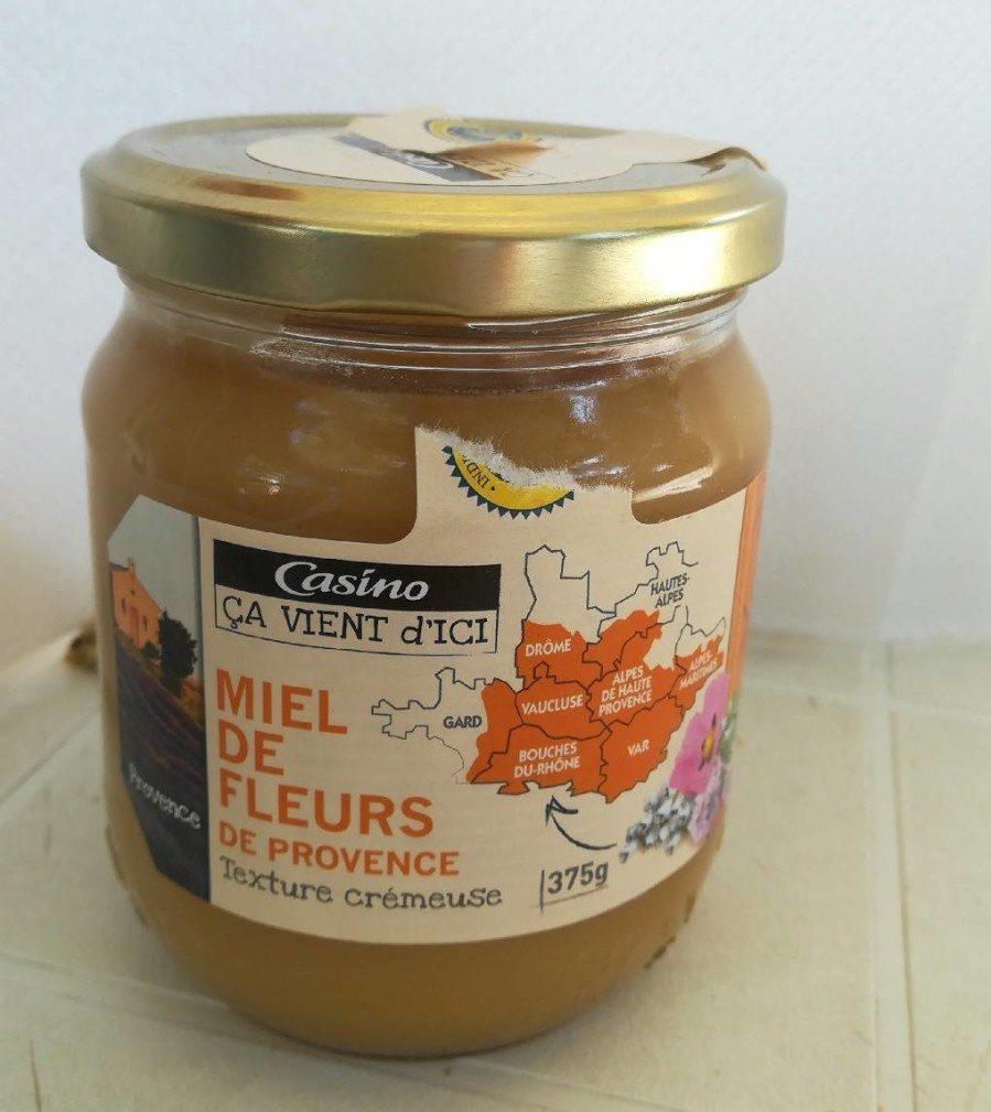 Miel de fleur de provence - Product
