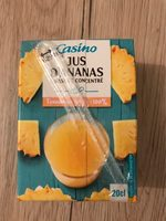Jus ABC Ananas - Product