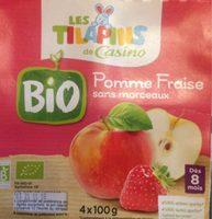Pomme fraise BIO - Product