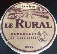 Le Rural - Camembert de caractère - Product