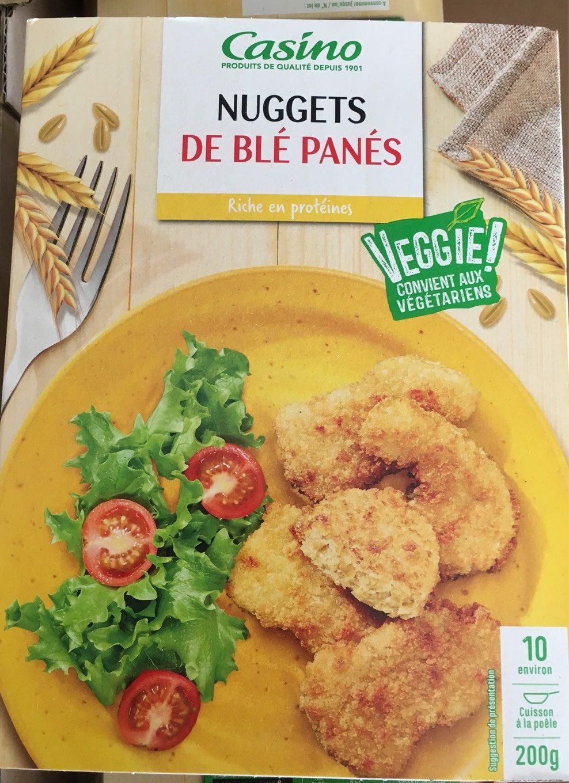 Nuggets de blé - Product