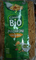 Macaroni complets - Produit