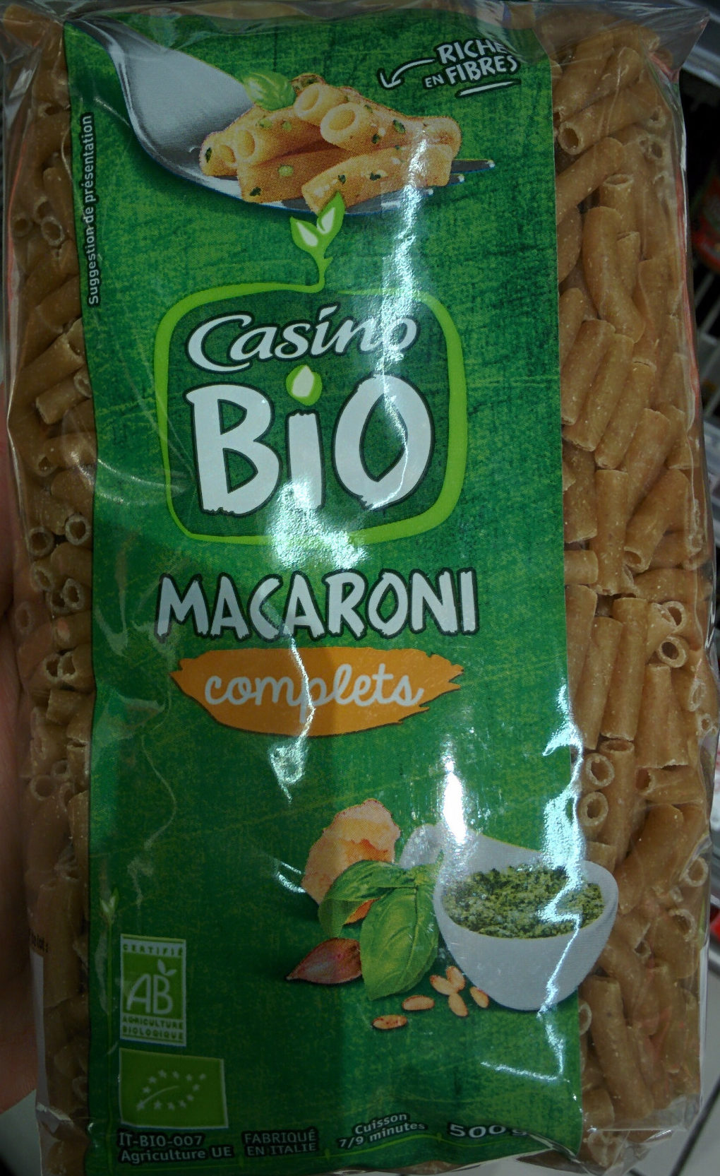 Macaroni complets - Product