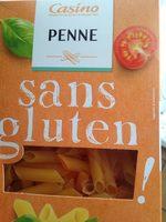 Penne sans gluten - Produit