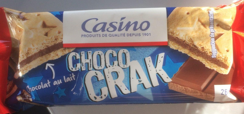 Choco crack chocolat au lait - Product