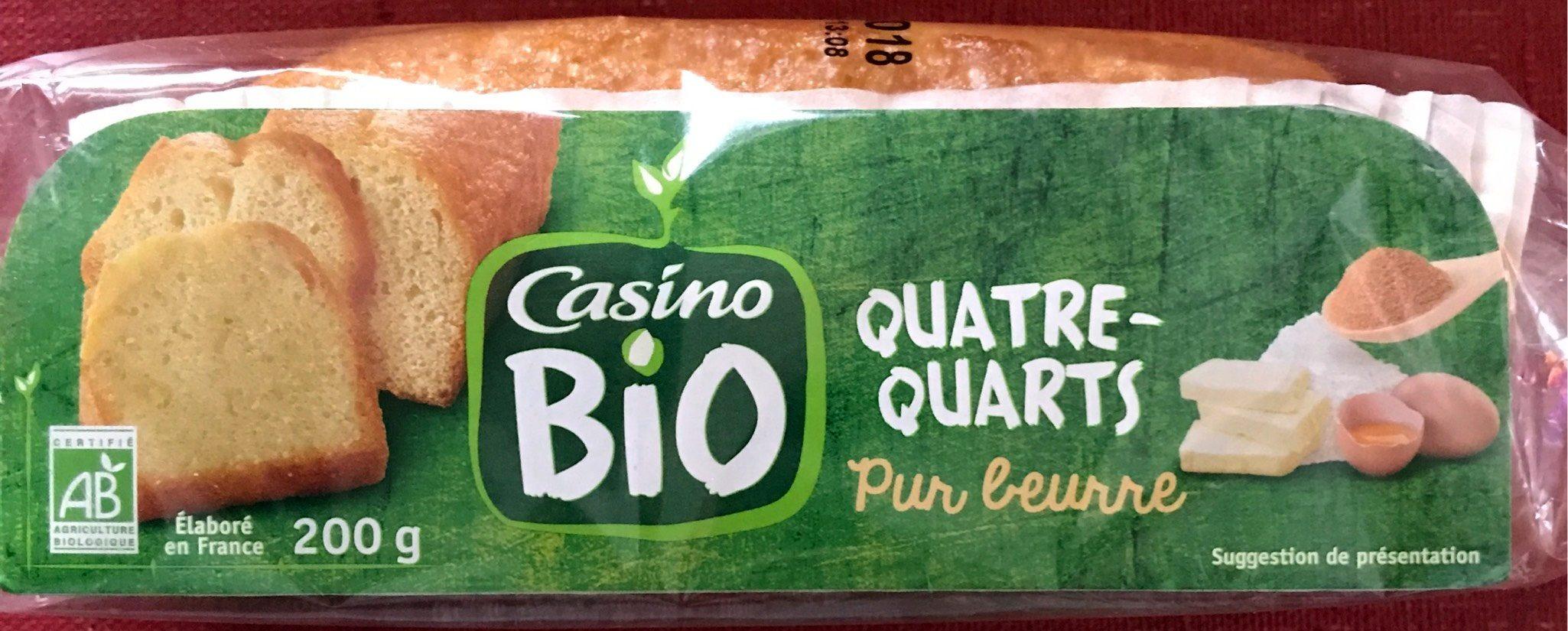 Quatre-quarts Bio - Product - fr