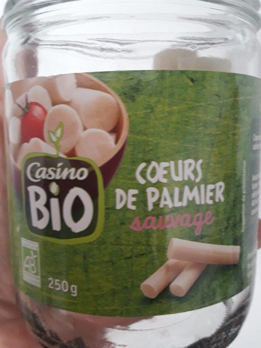 Coeurs de palmier BIO - Produit - fr