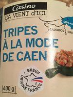 Tripes à la mode de Caen - Product - fr