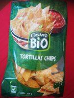 Tortillas chips - Product - fr