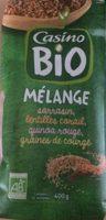 Mélange sarrasin lentille quinoa graine de courge - Product