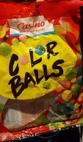 Color Balls - Produit - fr