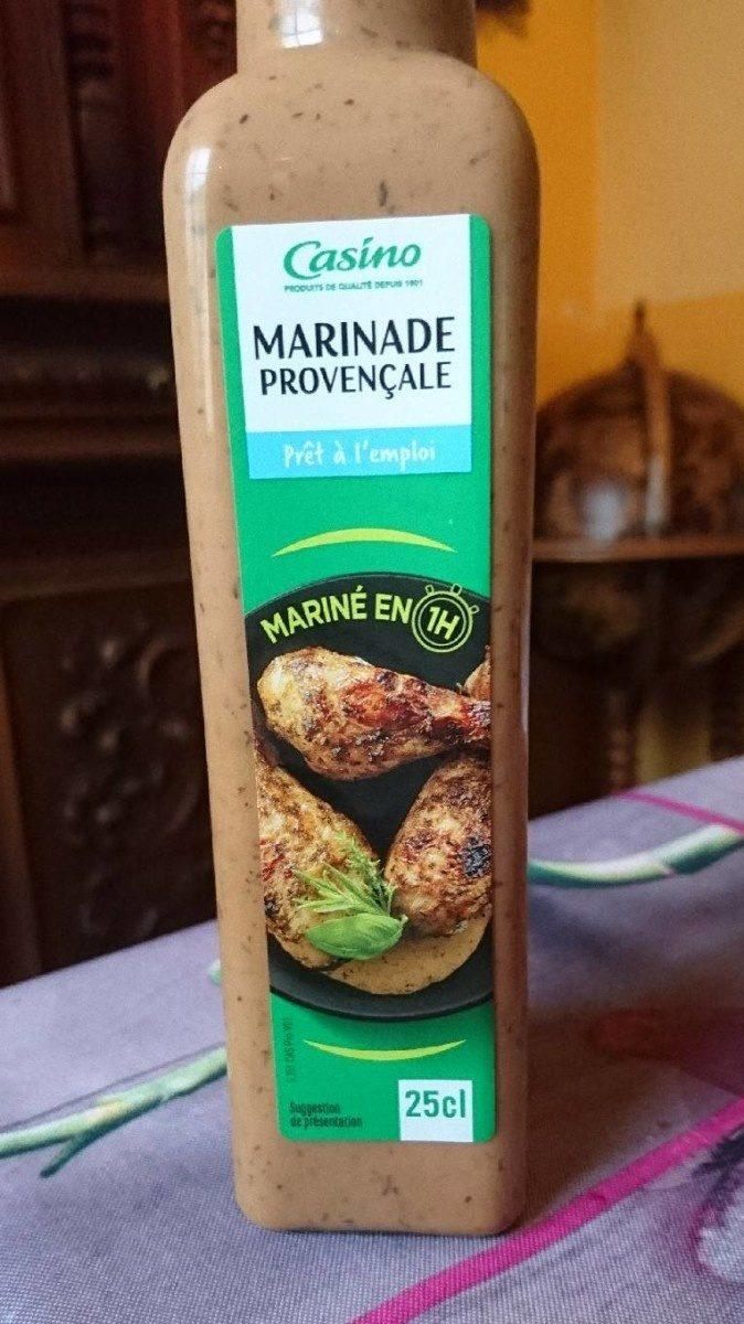 Marinade provençale - Product - fr