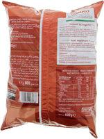 Frites steackhouse spécial four - Informations nutritionnelles