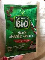 Mix Amandes grillées sauce soja Tamari - Product