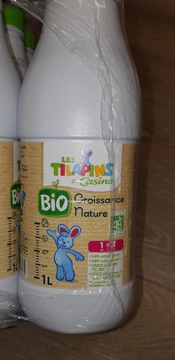 Croissance bio nature 10 mois à 3 ans - Produit