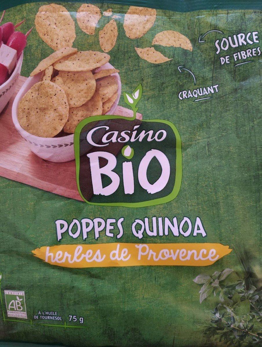 Poppes Quinoa herbes de provence BIO - Product
