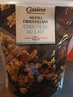 Muesli croustillant Chocolat lait - Product