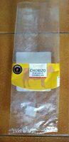 Chorizo pur boeuf charolais - Nutrition facts