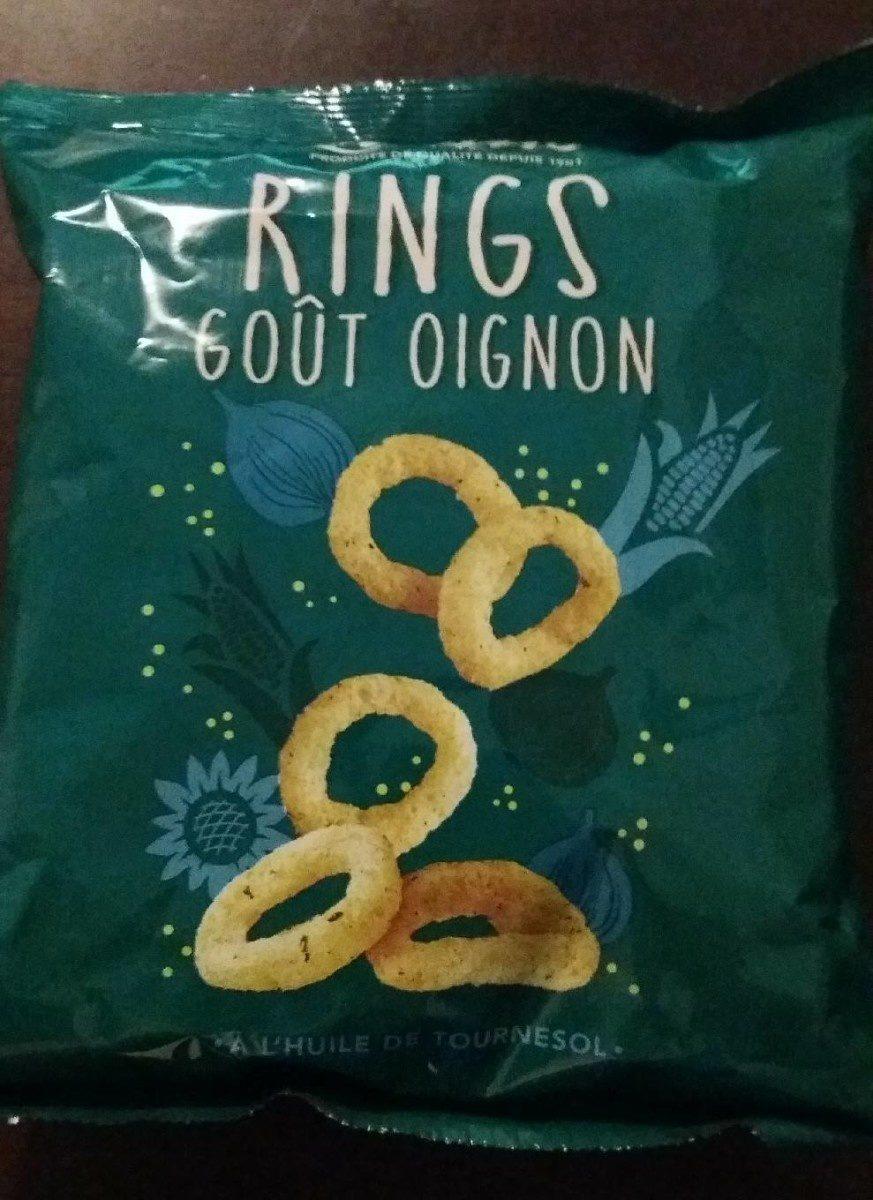 Rings goût Oignon - Product