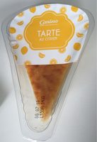 Tarte au citron - Product