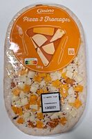Pizza fromages - Product - fr