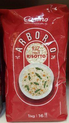 Arborio riz pour risotto - Produit - fr
