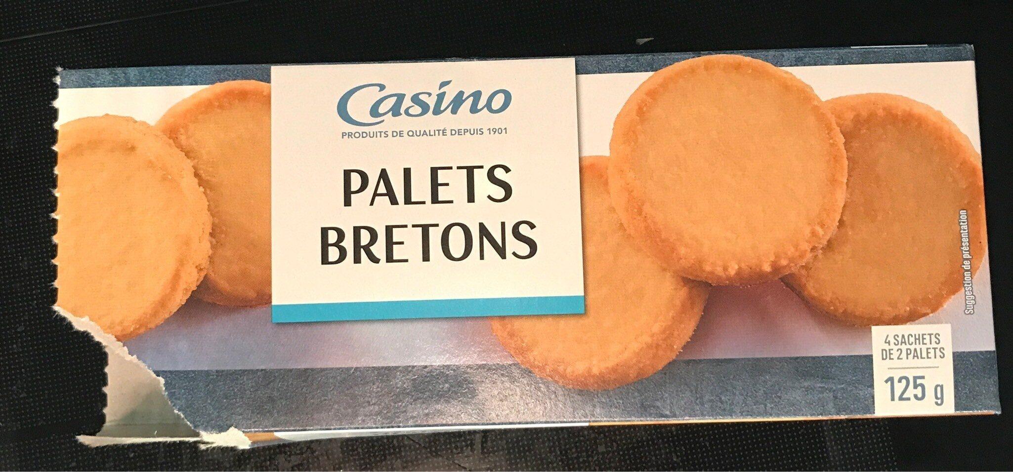 Palets bretons - Prodotto - fr