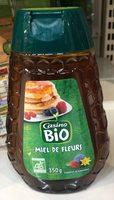 Miel de fleurs BIO - Produit - fr