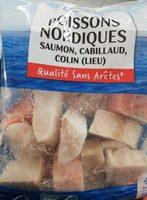 Trio de poisson MSC/ASC - Produkt