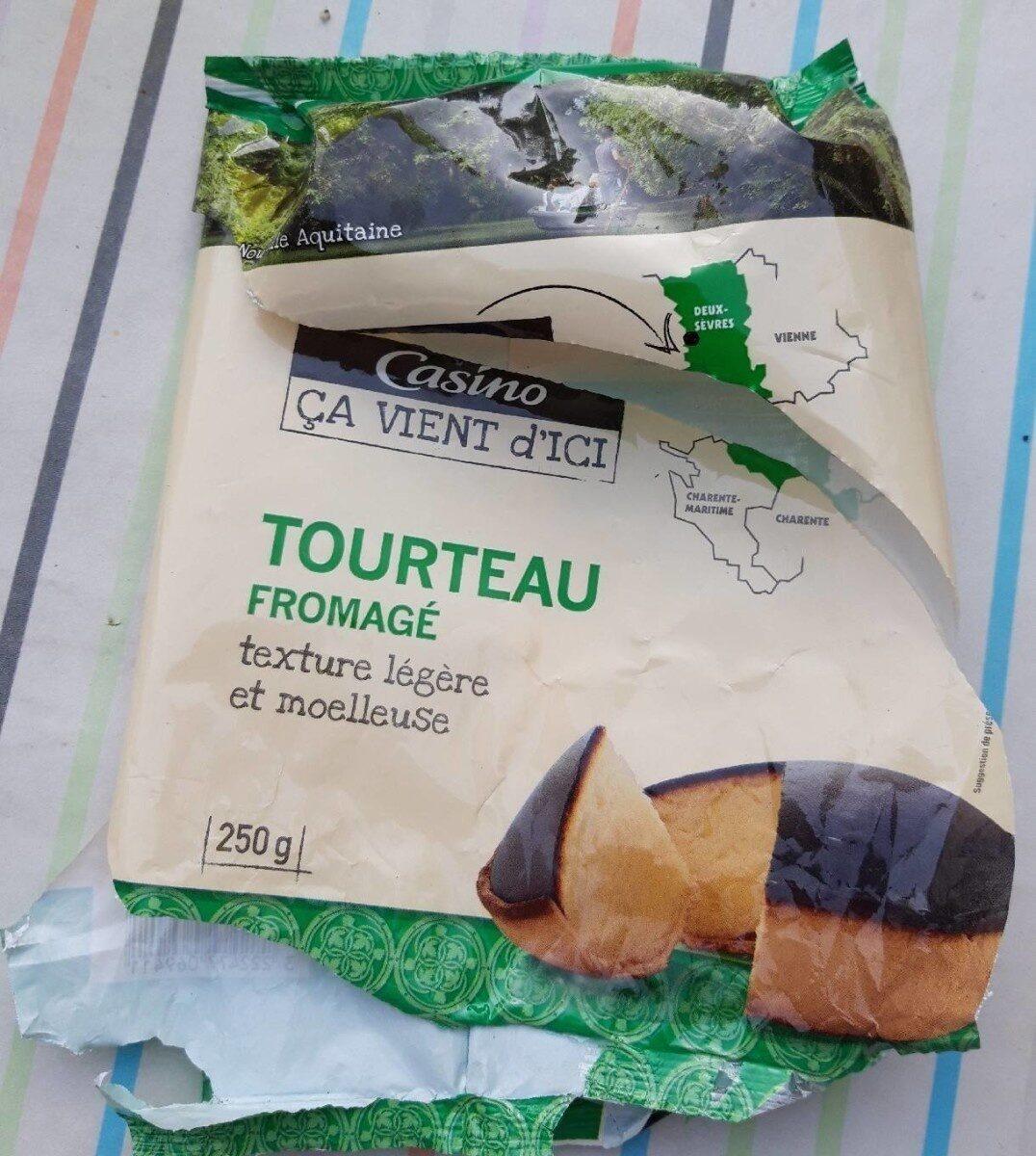 Tourteau fromagé - Product - fr