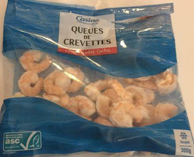 Crevettes ASC - Product