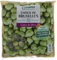 Choux de Bruxelles Agriplus - Produit