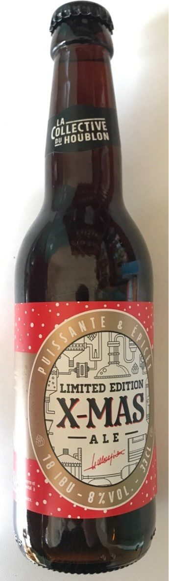 Limited Edition X-Mas Ale - Product - fr