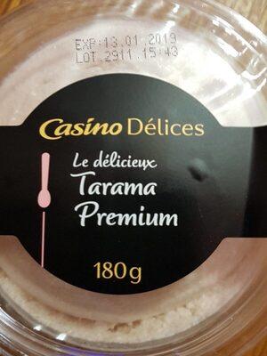 Le délicieux Tarama Premium - Produit - fr